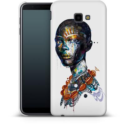 Samsung Galaxy J4 Plus Smartphone Huelle - Zebra von Minjae Lee