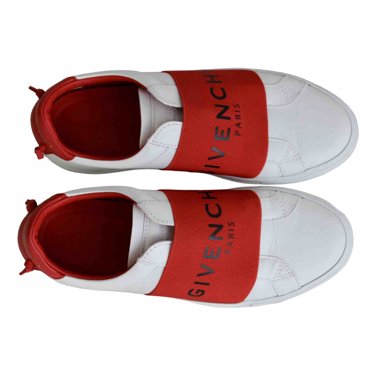 Givenchy \N White Leather Trainers for Women 36 EU
