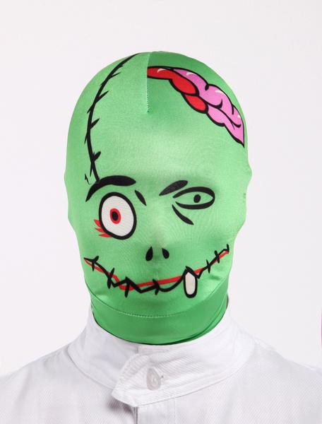 Milanoo Disfraz Halloween Mascara de lycra spandex de monstruo Halloween