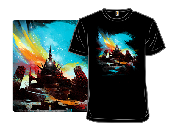 Sunset On Hyrule T Shirt