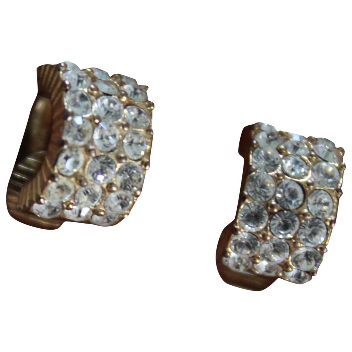 Givenchy - Boucles doreilles   pour femme en metal - metallise