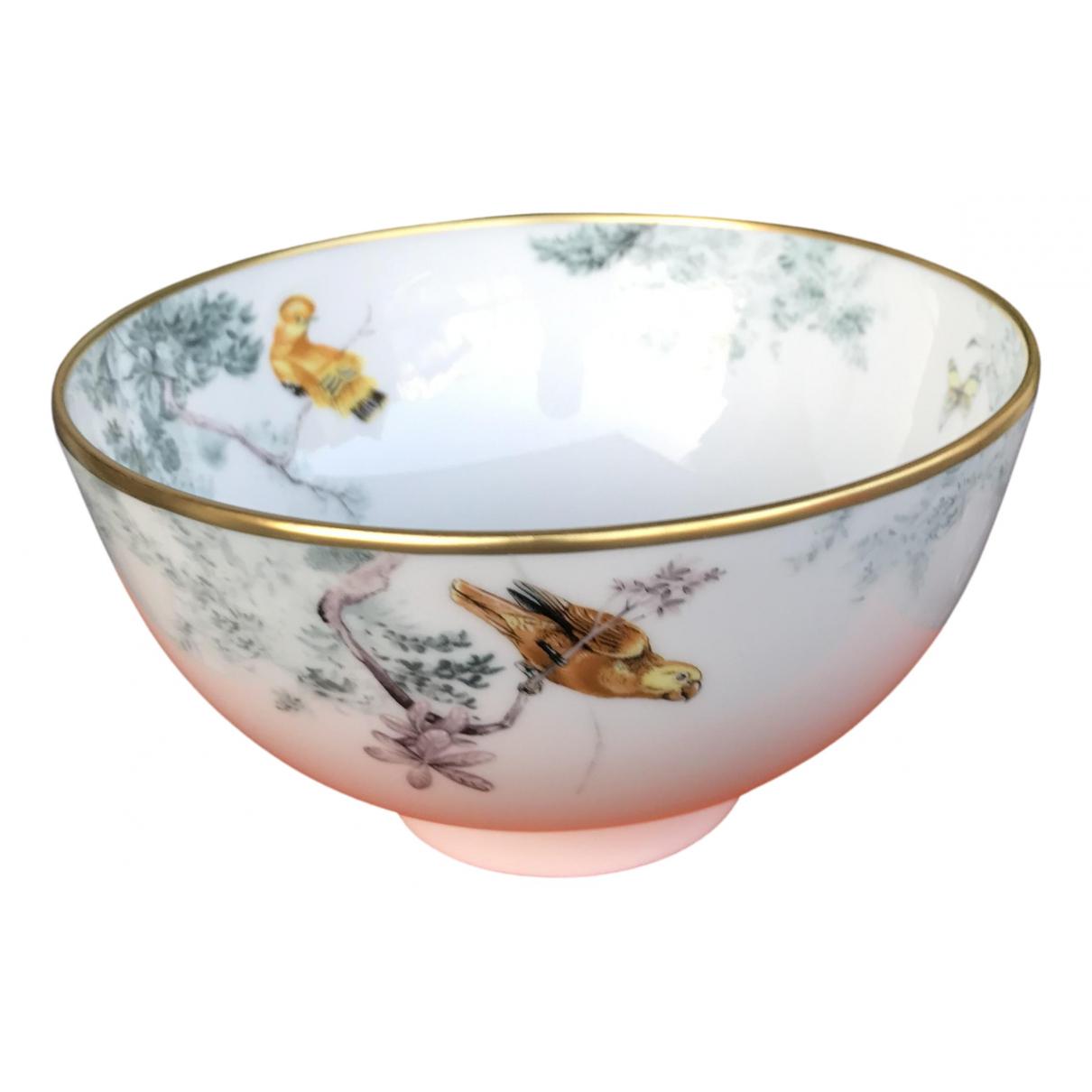 Taza Carnets dEquateur de Porcelana Hermes