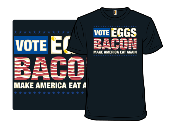 Make America Eat Again T Shirt