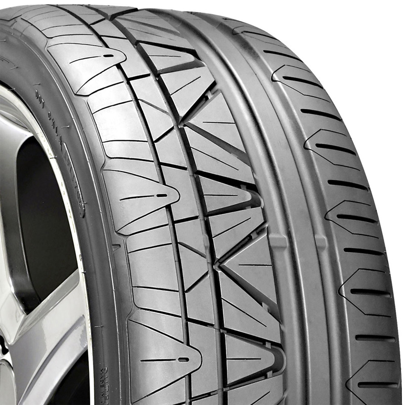 Nitto 203670 Invo Tire 275 /25 R20 91Y XL BSW