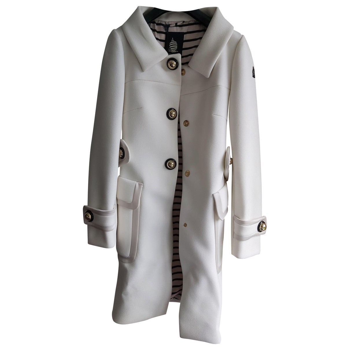 Marina Yachting - Manteau   pour femme - blanc