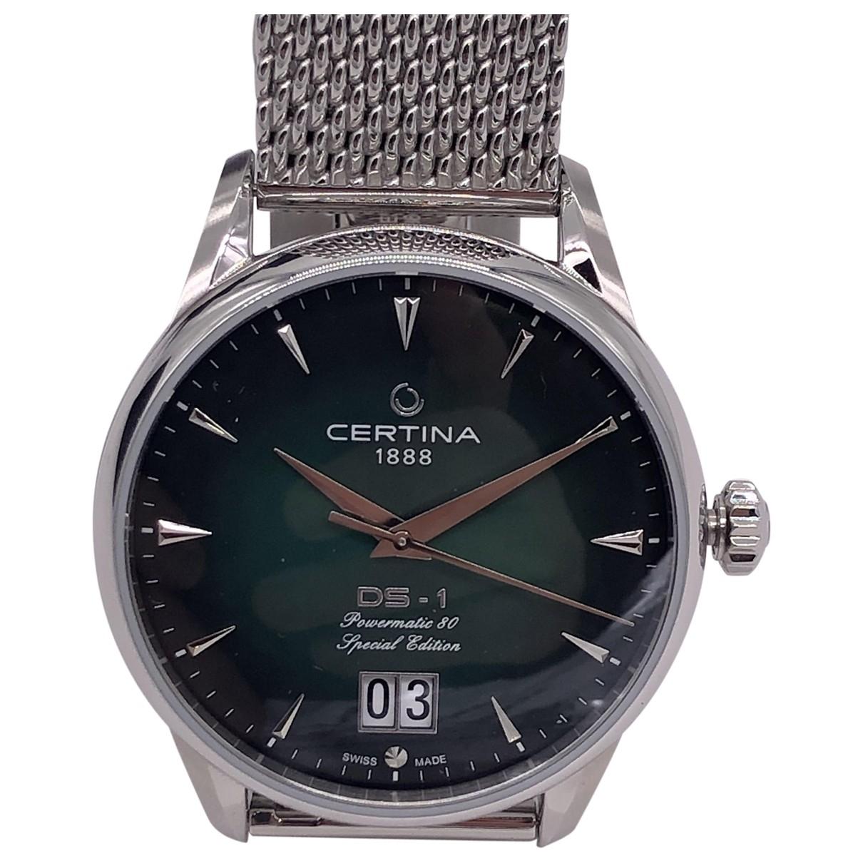 Relojes Certina