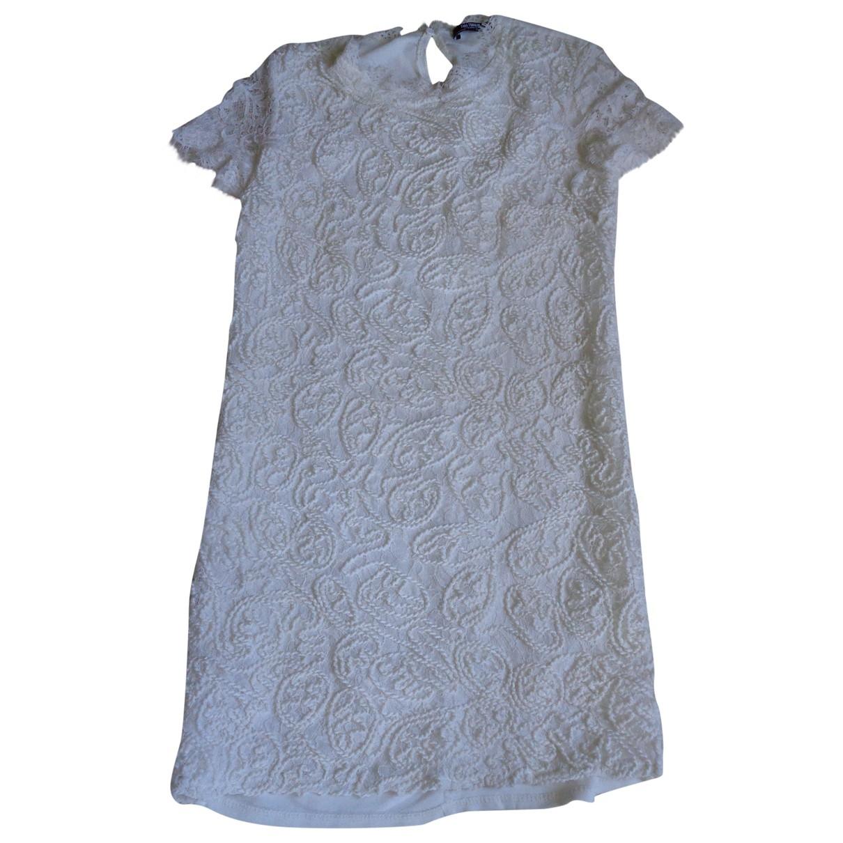 Zara \N Ecru Lace dress for Women S International