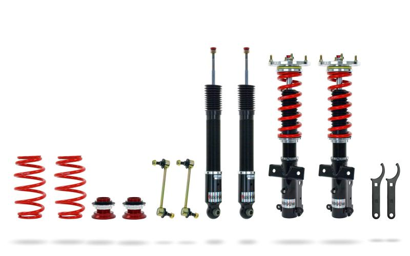 Pedders Suspension PED-160052 EXTREME XA COILOVER KIT Front and Rear