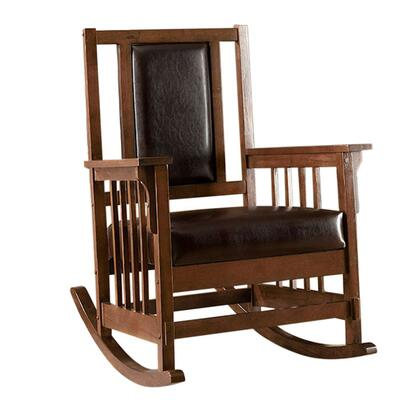 BM131915 Apple Valley Transitional Apple Valley Rocker Chair  Expresso