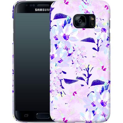 Samsung Galaxy S7 Smartphone Huelle - Hyper Garden von Zala Farah