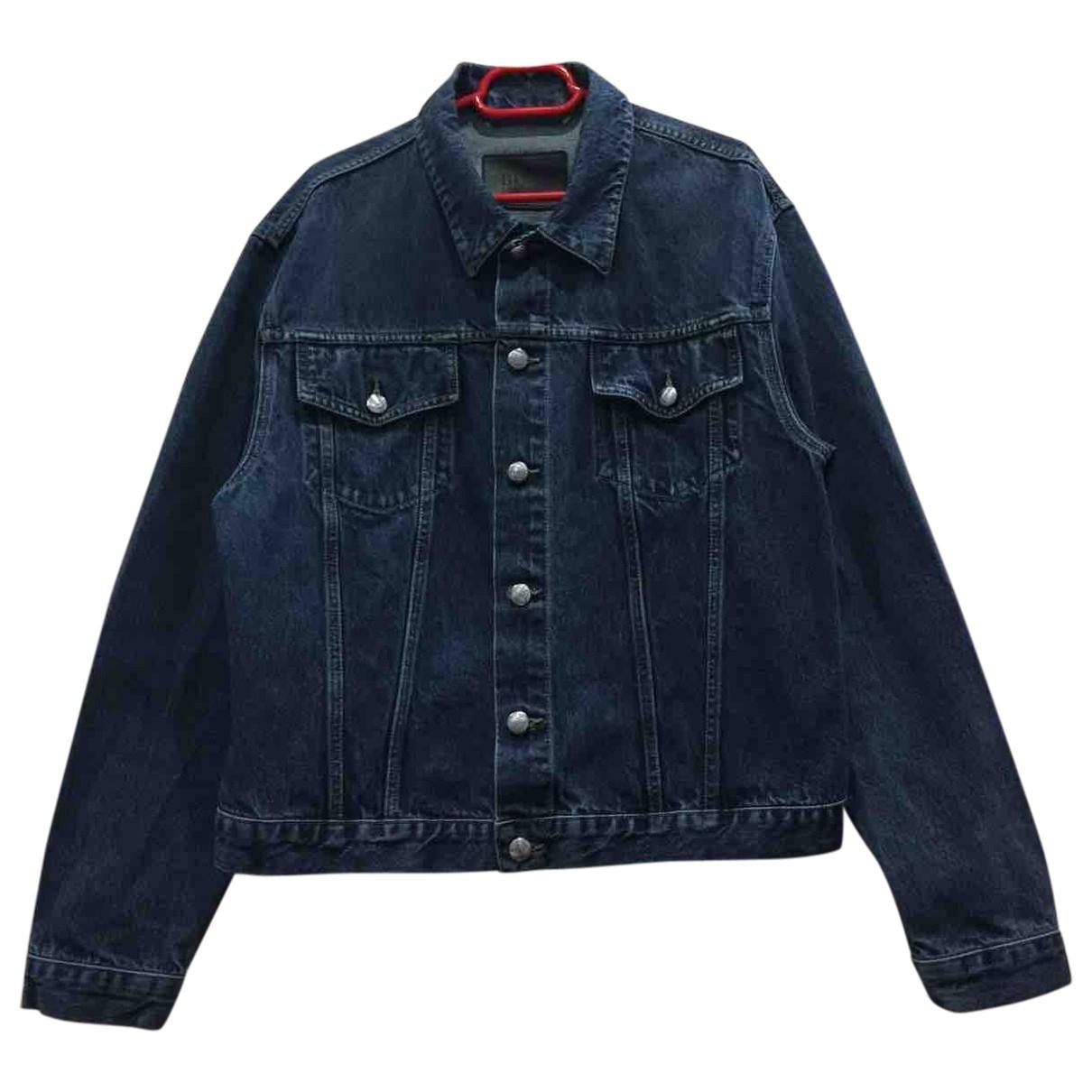 Boss \N Blue Denim - Jeans jacket  for Men 48 FR