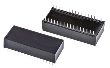 Maxim Integrated DS1251Y-70+, Real Time Clock, 32-Pin EDIP (10)