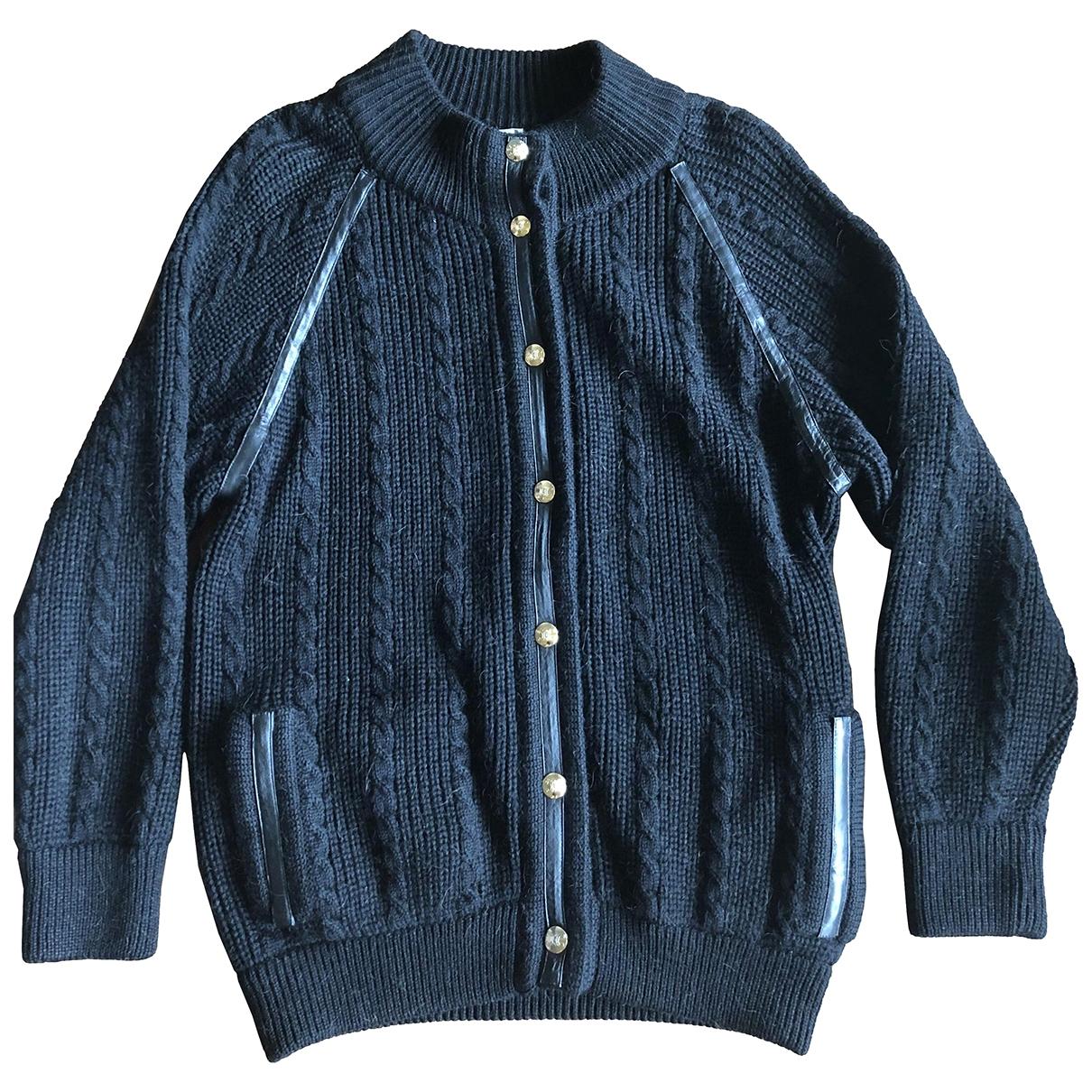 Celine \N Black Wool Knitwear for Women M International