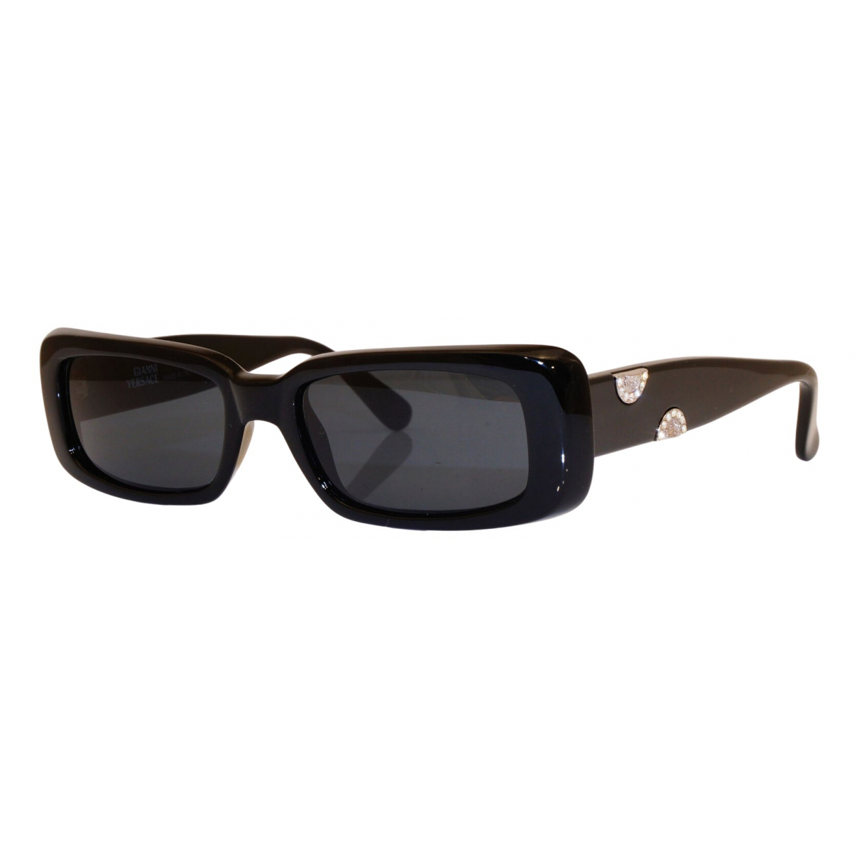 Gianni Versace - Lunettes   pour homme - anthracite