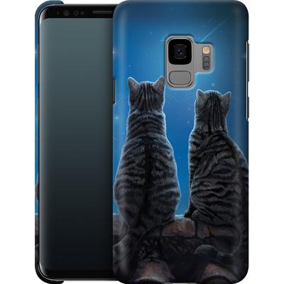 Samsung Galaxy S9 Smartphone Huelle - Wish Upon a Star von Lisa Parker