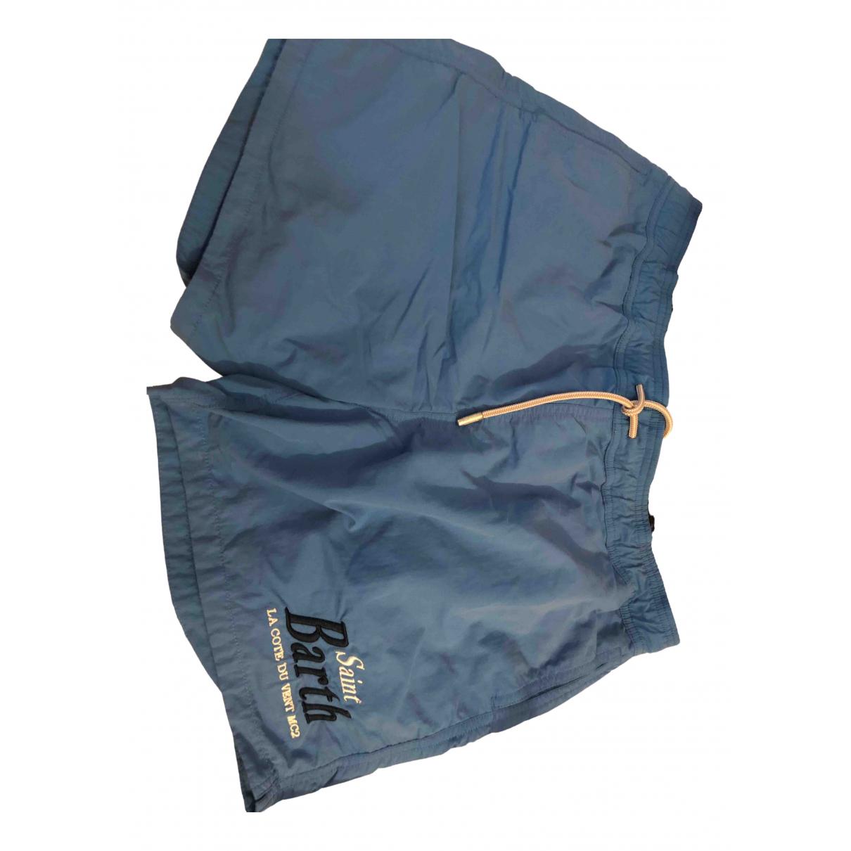 Mc2 Saint Barth \N Blue Swimwear for Men L International