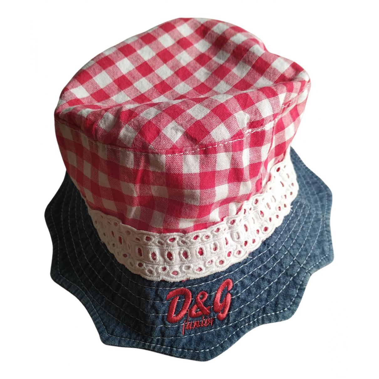 D&g - Chapeaux.Bonnets.Gants   pour enfant en coton - multicolore