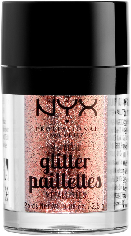 Metallic Glitter - Dubai Bronze