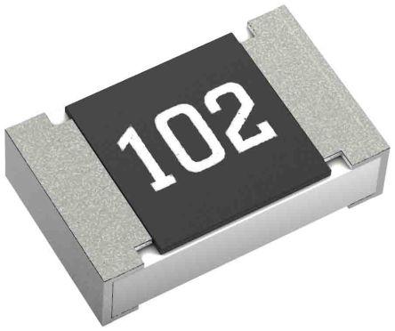 Panasonic 3.16kΩ, 0805 (2012M) Metal Film SMD Resistor ±0.1% 0.125W - ERA6ARB3161V (100)