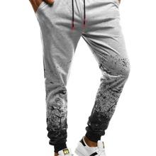 Pantalones para hombre Bolsillo Grafivo Calle