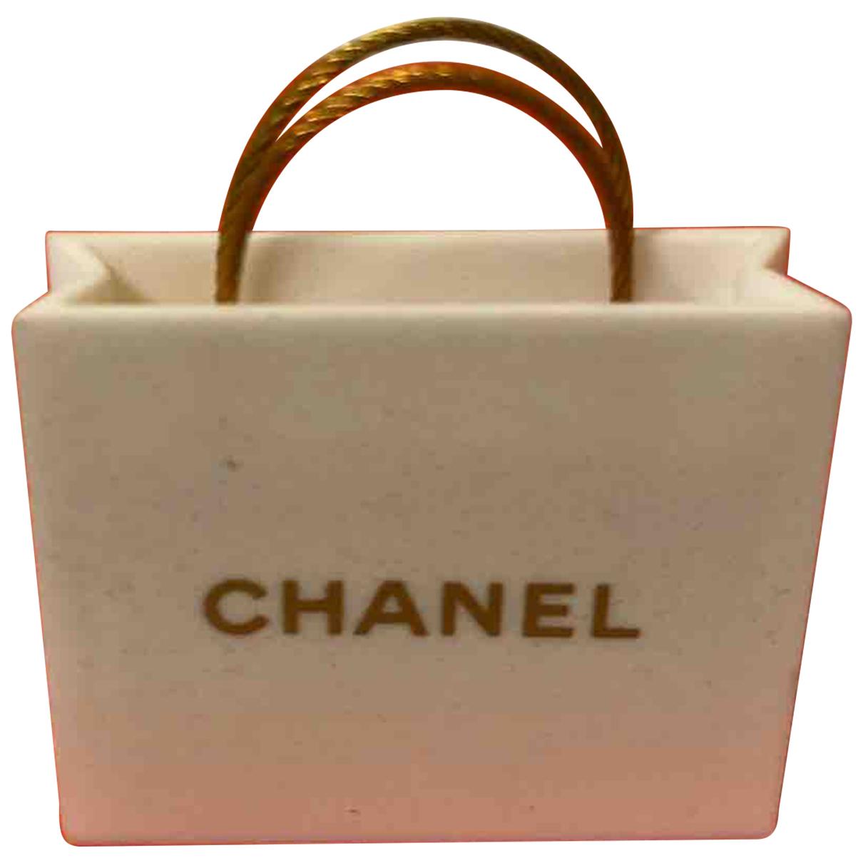 Chanel - Objets & Deco   pour lifestyle - beige