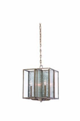 Camilla 506051RSL 4-Light Small Pendant in Rustic Silver