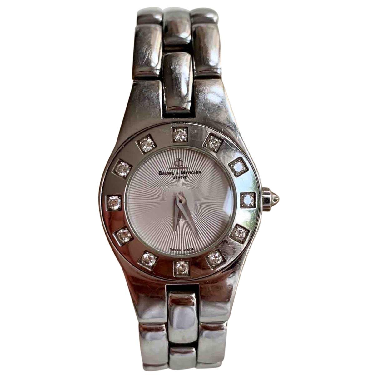 Reloj Linea Baume Et Mercier