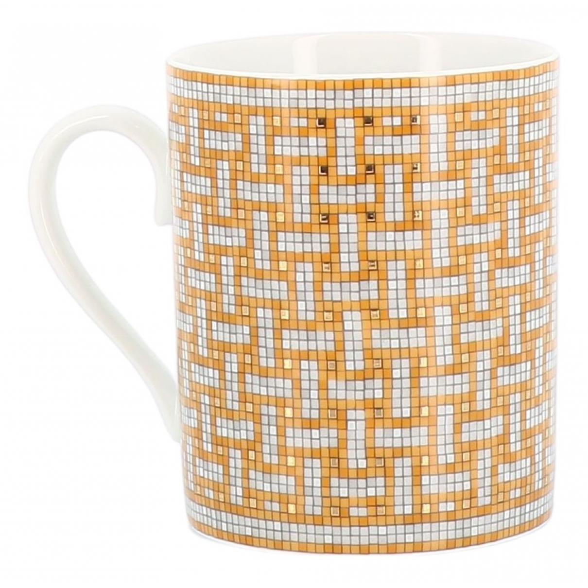 Hermes - Arts de la table   pour lifestyle en ceramique - argente