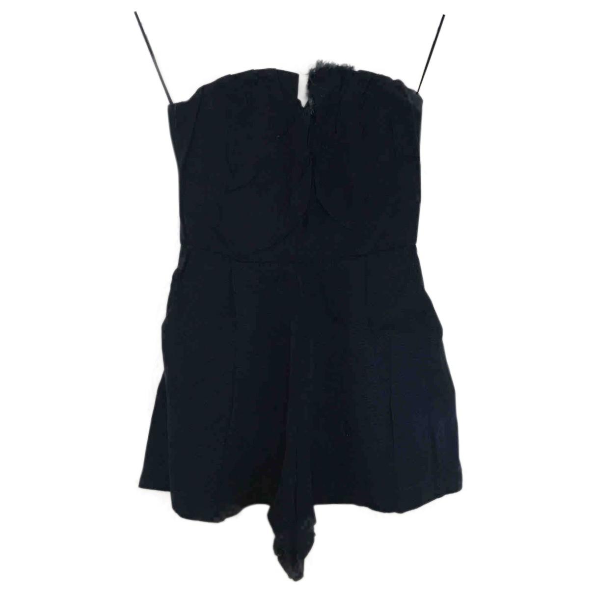Topshop - Combinaison   pour femme - bleu