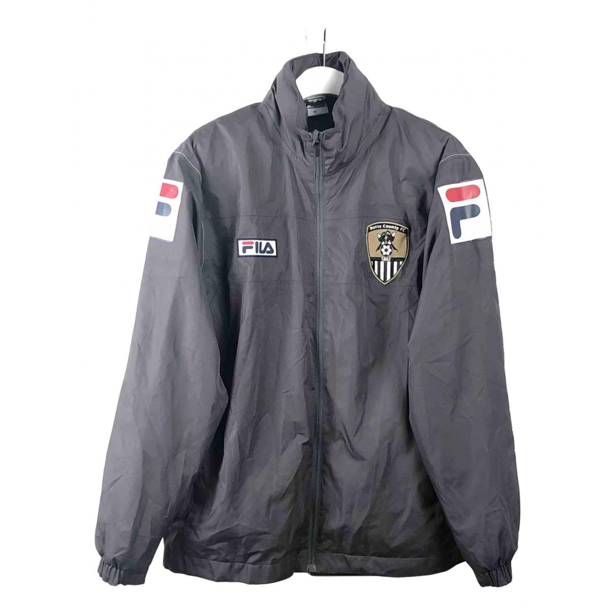 Fila N Grey jacket  for Men M International