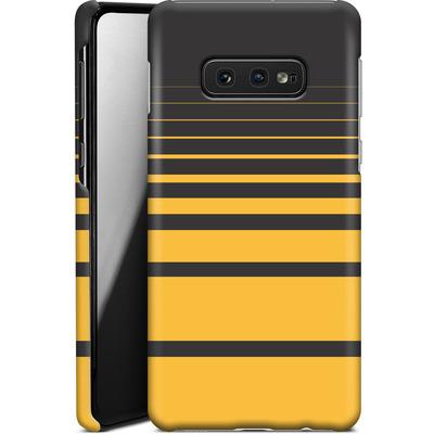Samsung Galaxy S10e Smartphone Huelle - Yellow Retro von SONY