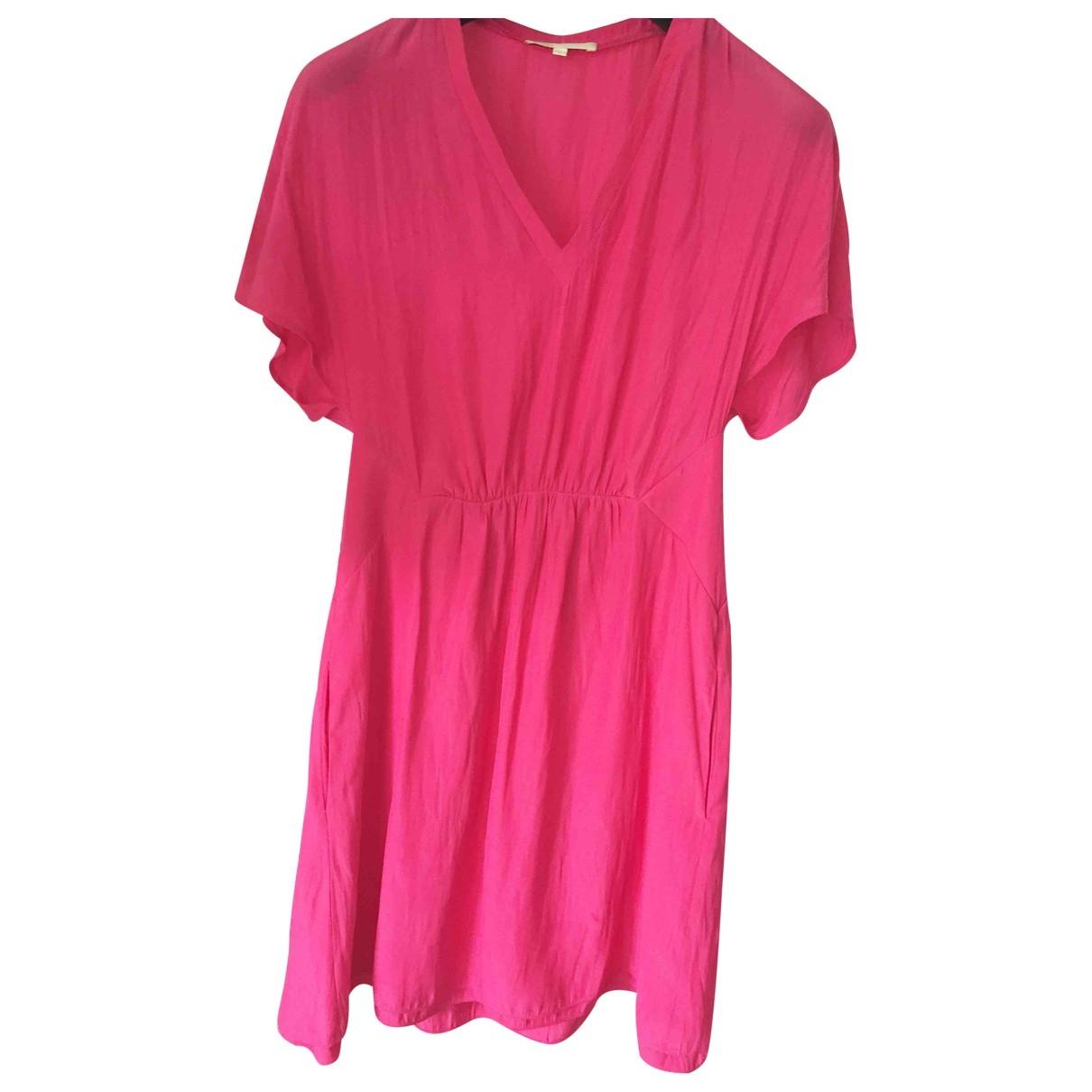 Maje \N Pink dress for Women 1 US