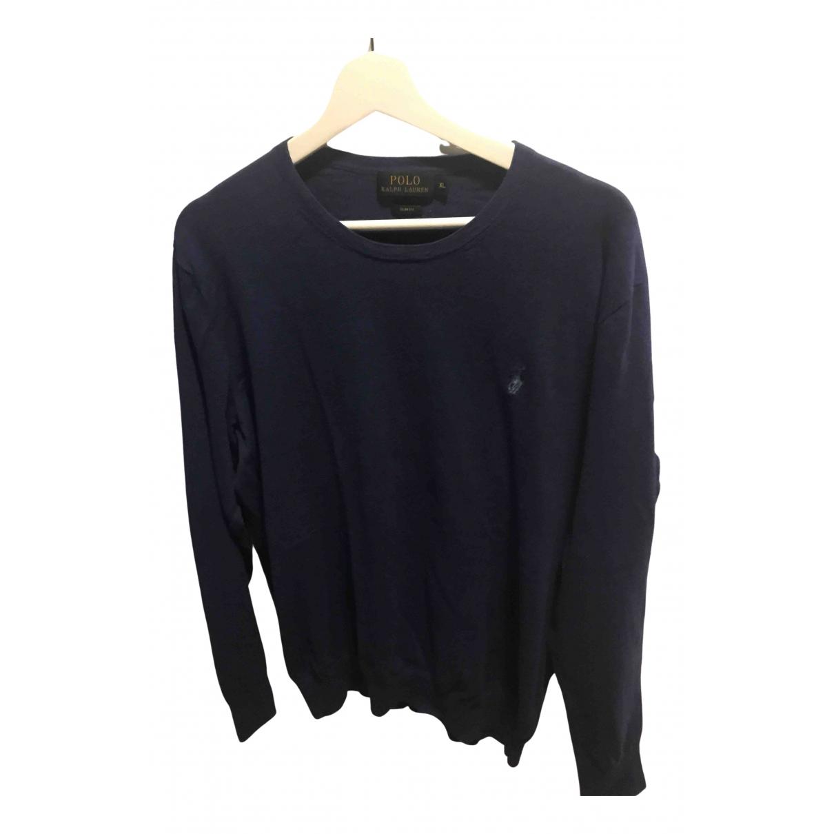 Polo Ralph Lauren N Blue Cotton Knitwear & Sweatshirts for Men XL International