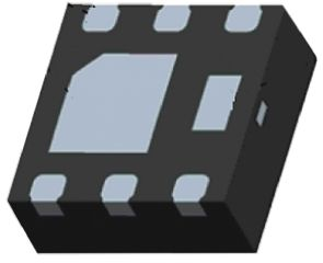 ON Semiconductor P-Channel MOSFET, 7.8 A, 20 V, 6-Pin MLP  FDMA510PZ (5)