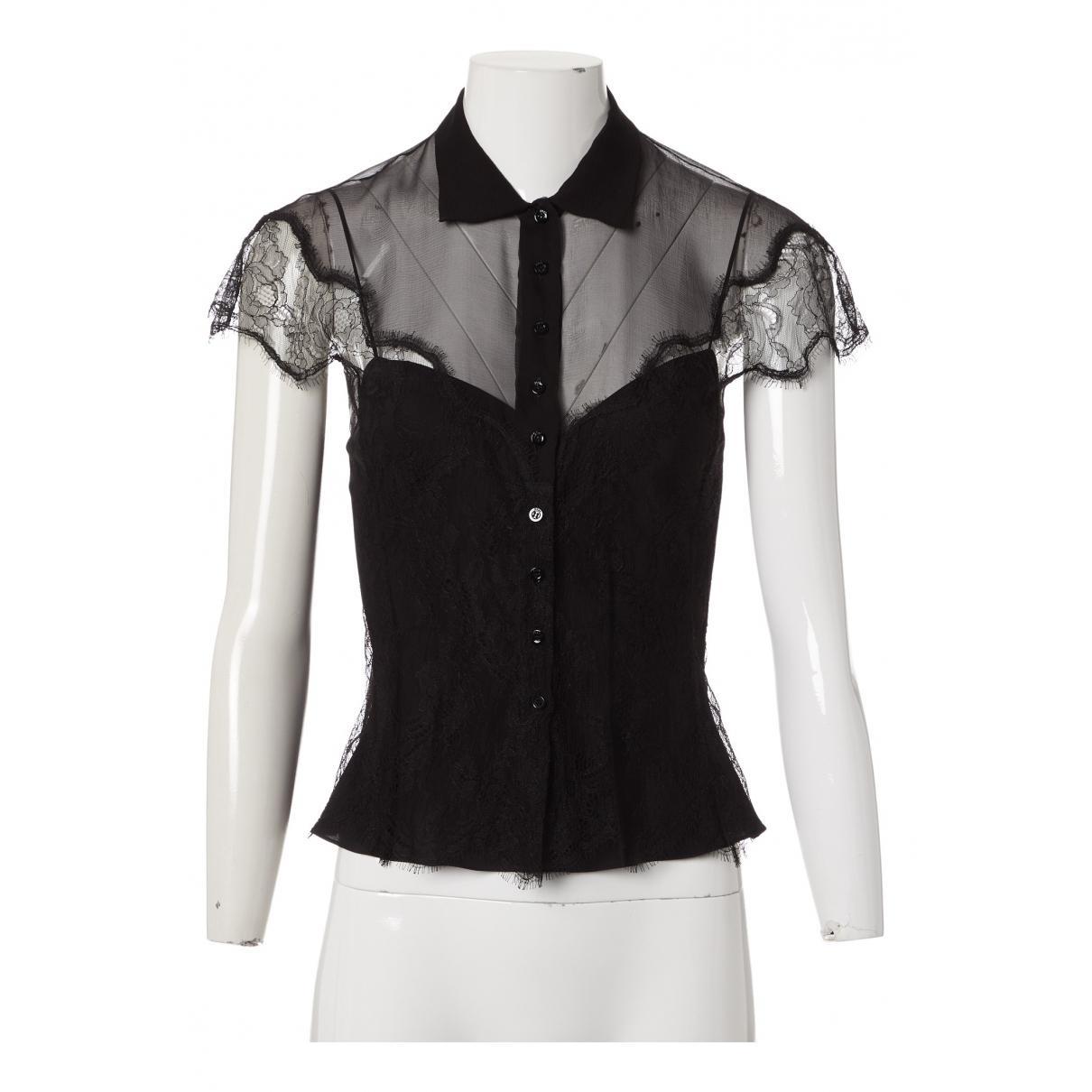 Camiseta de Seda Christian Dior