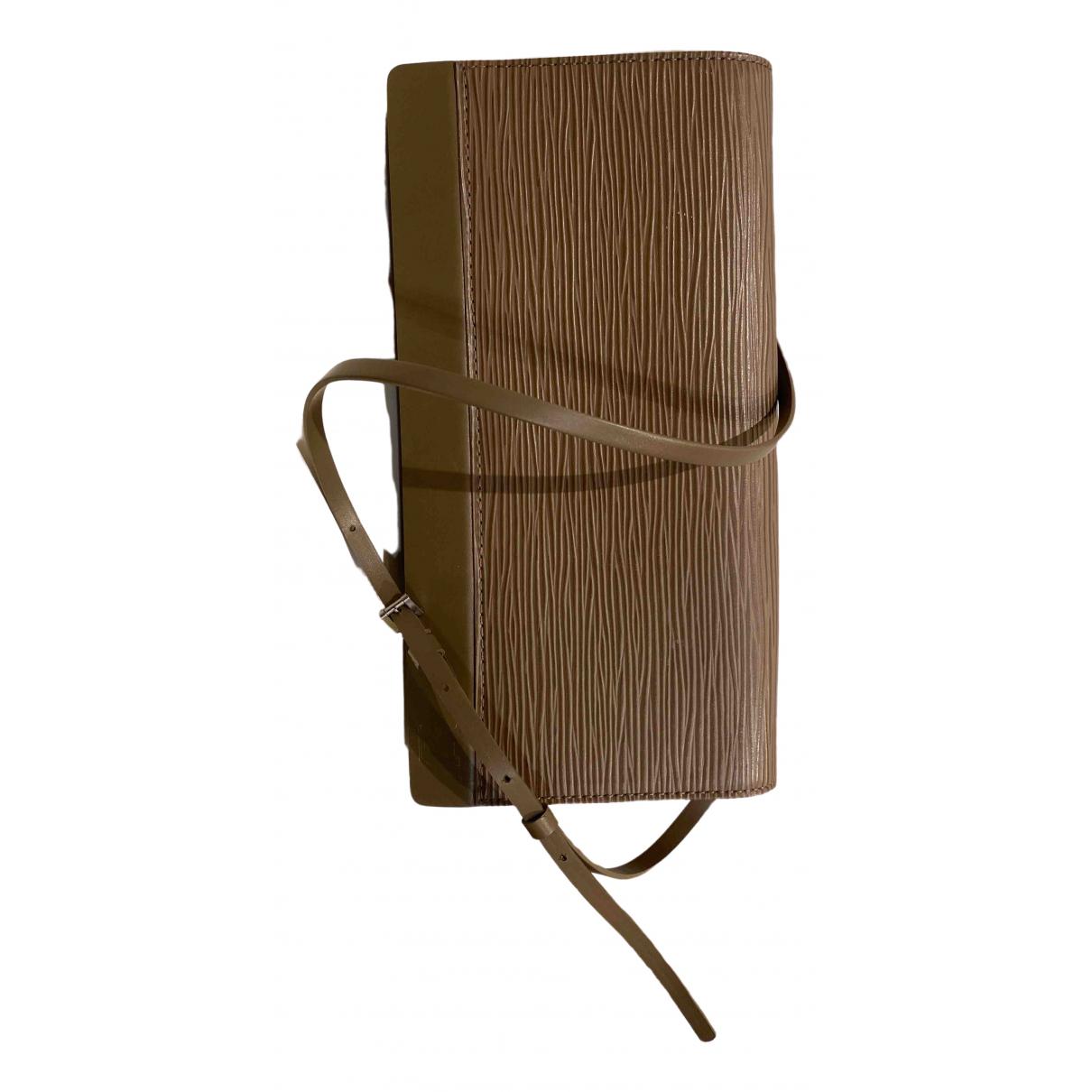 Pochette Honfleur de Cuero Louis Vuitton