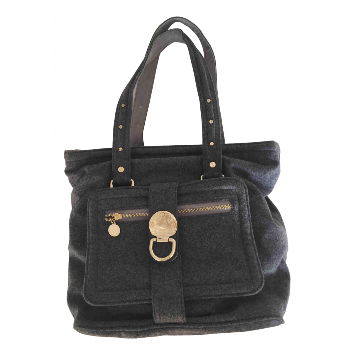 Stella Mccartney \N Grey Wool handbag for Women \N