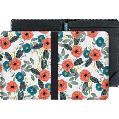 tolino vision 4 HD eBook Reader Huelle - Poppy Dream von Iisa Monttinen