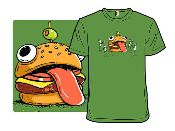 Wonder Of Greasy T Shirt
