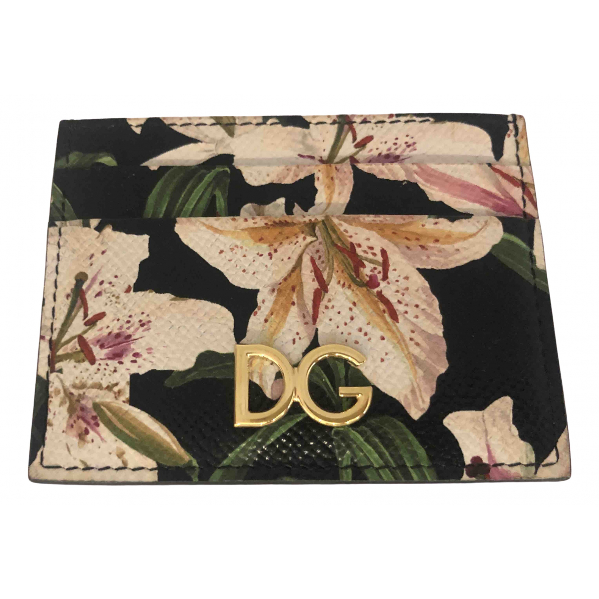 Dolce & Gabbana \N Multicolour Leather wallet for Women \N