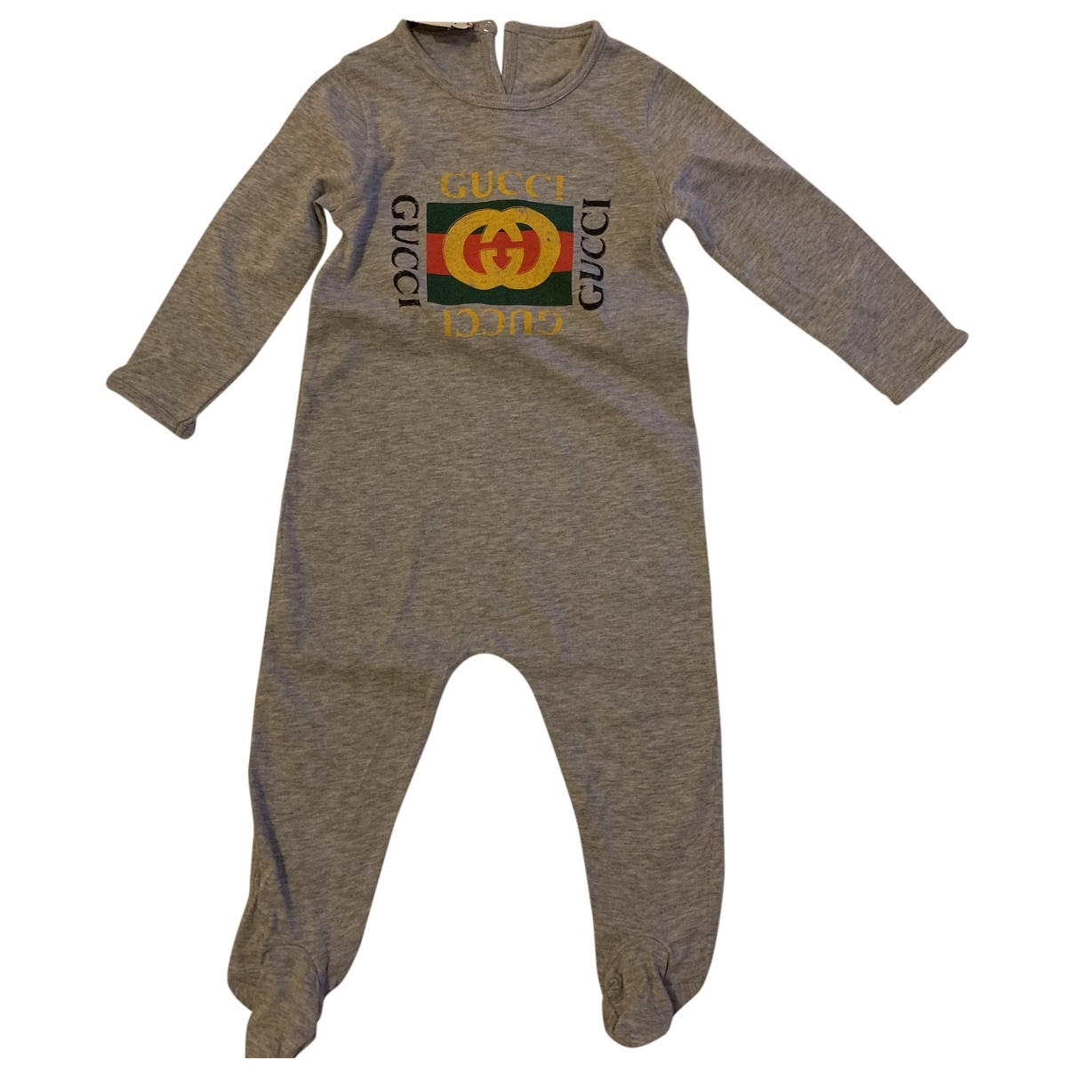Gucci \N Grey Cotton Outfits for Kids 9 months - up to 71cm FR