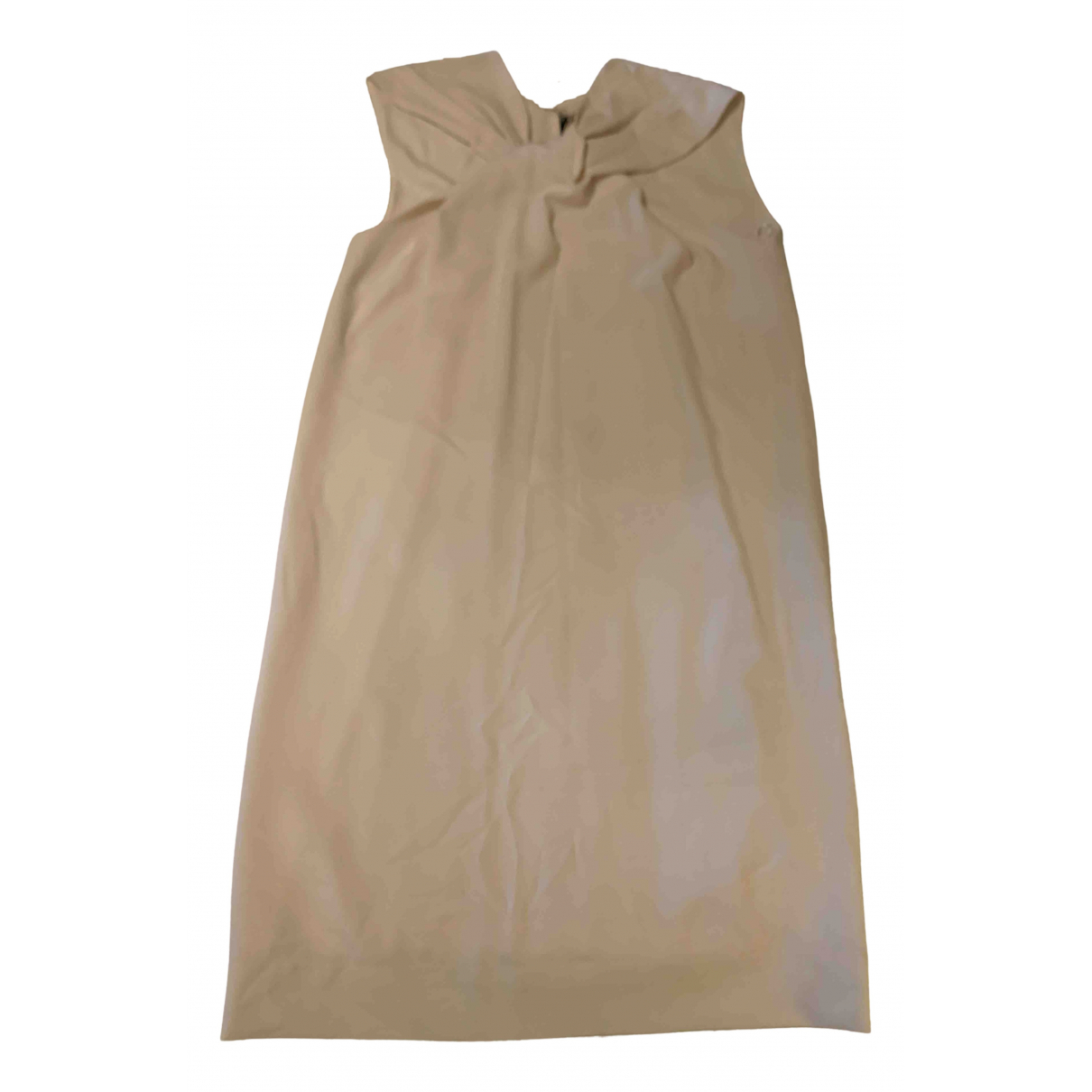 Gat Rimon \N Kleid in  Ecru Polyester