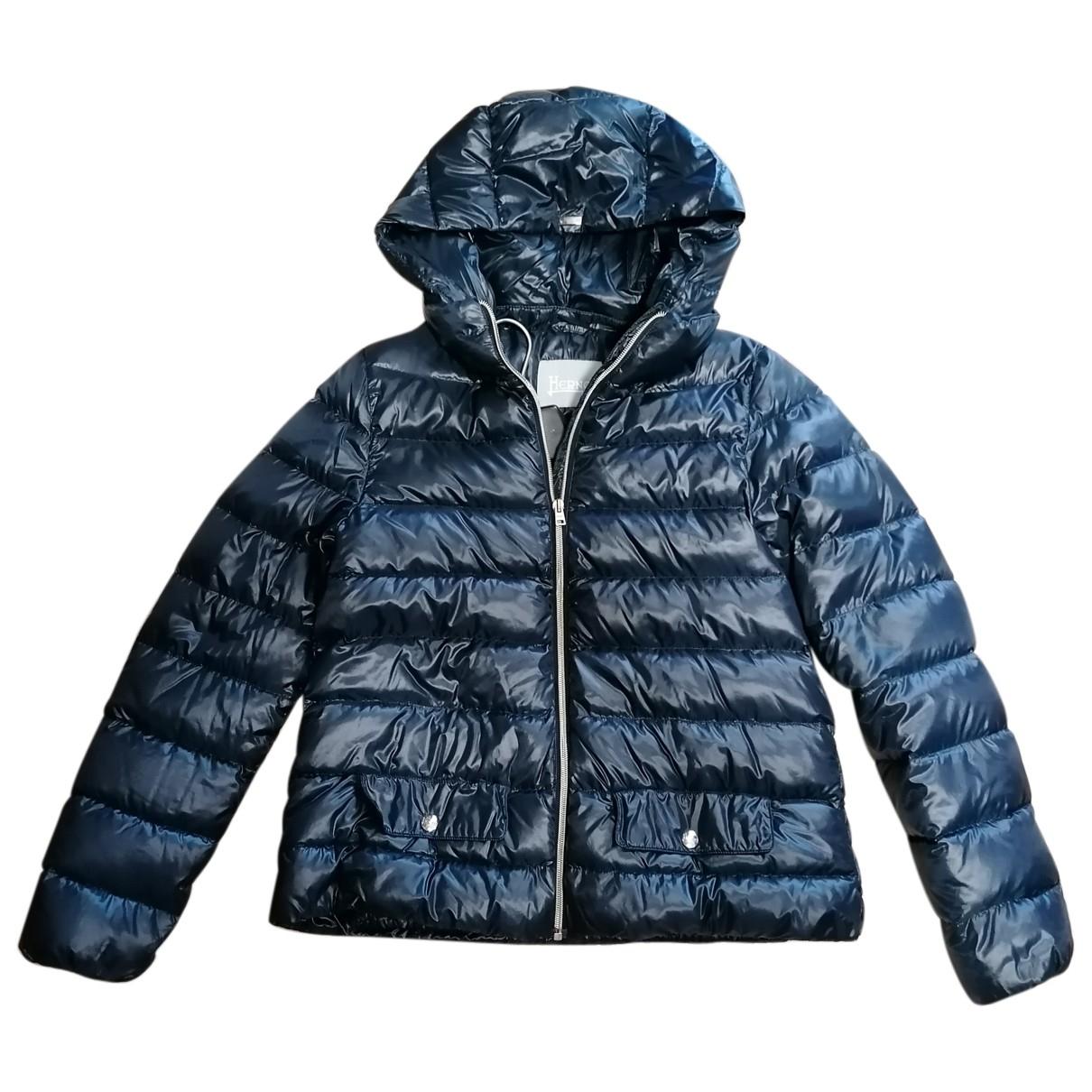 Herno - Blousons.Manteaux   pour enfant - bleu