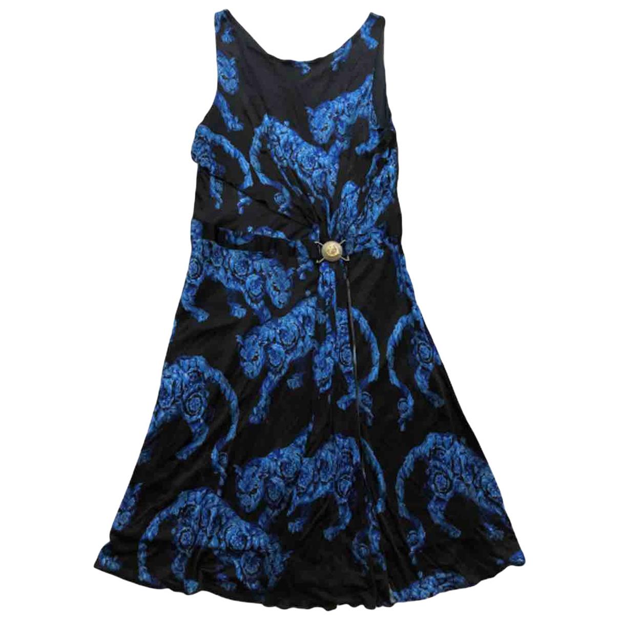 Gianni Versace \N Black dress for Women 44 IT
