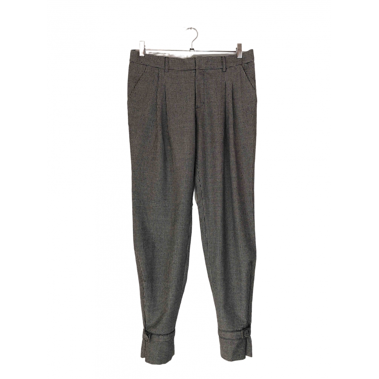 Pantalon de traje de Lana Band Of Outsiders