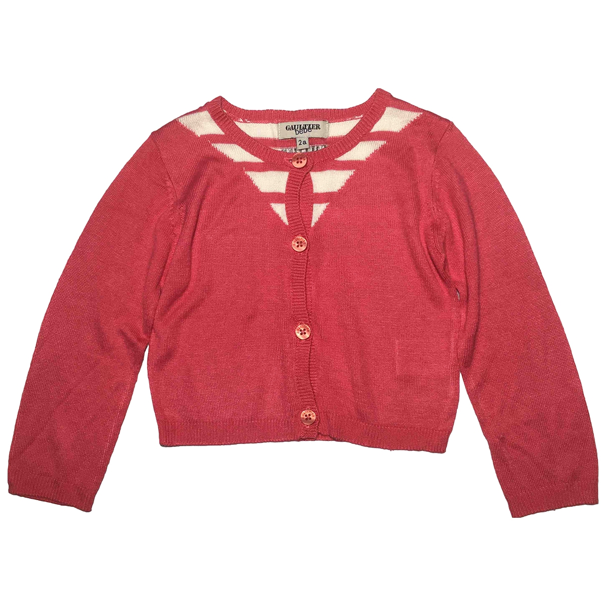 Gaultier Junior \N Pink Knitwear for Kids 2 years - up to 86cm FR