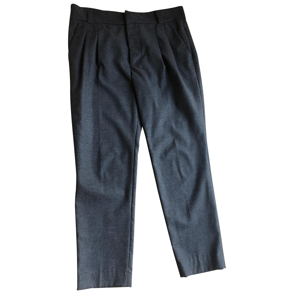 Pantalon recto Non Signe / Unsigned