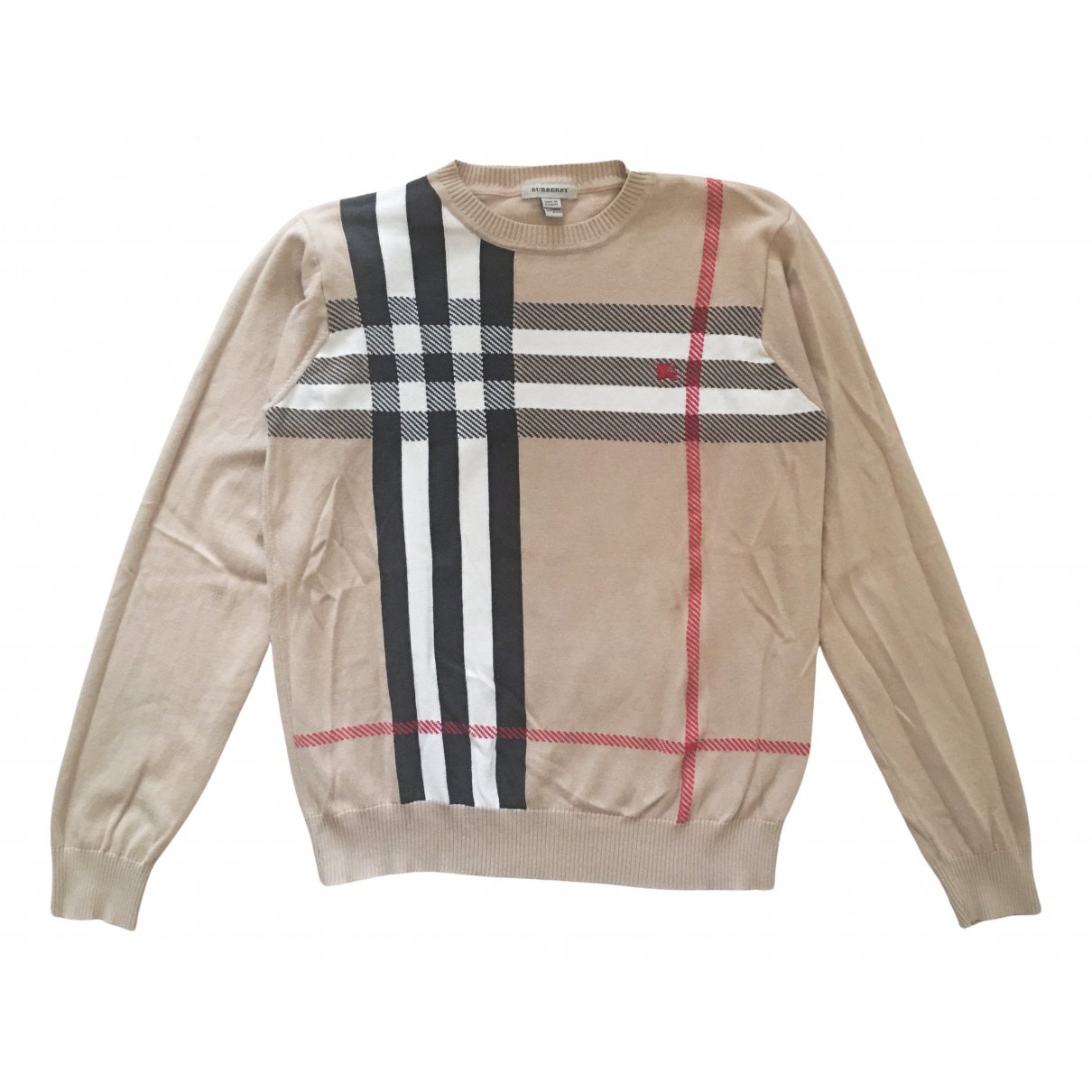 Burberry N Multicolour Cotton Knitwear for Kids 14 years - S UK