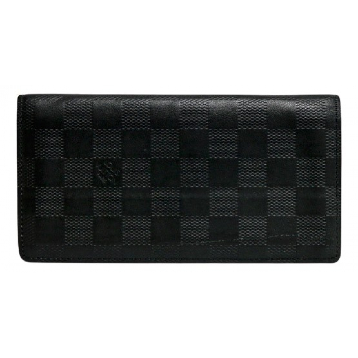 Louis Vuitton N Black Cloth Small bag, wallet & cases for Men N