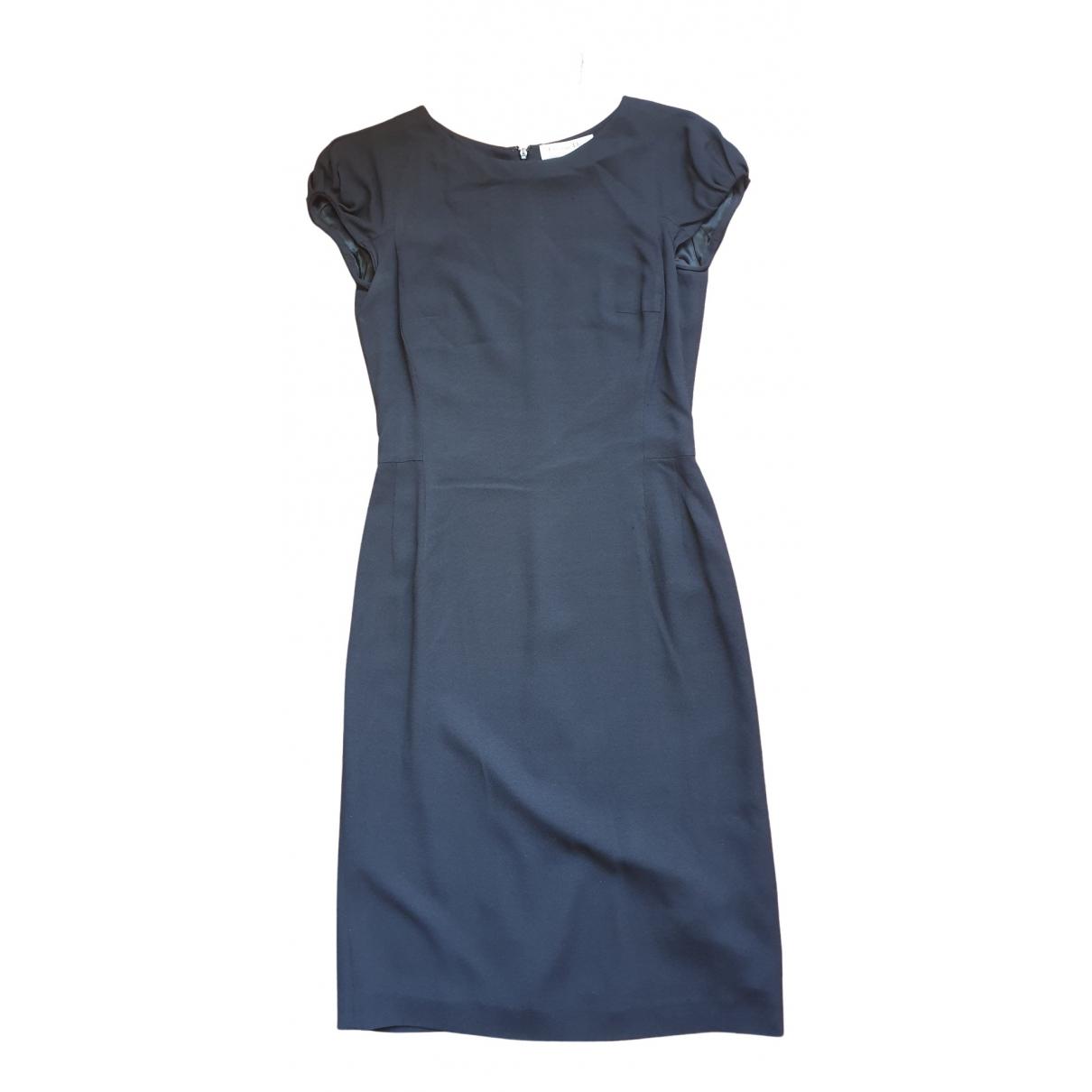 Dior - Robe   pour femme en soie - noir